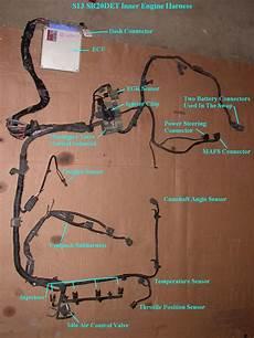 240sx ecu wiring harness sr20 into ke70 engine conversions rollaclub