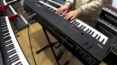 yamaha cp40 pianos acusticos demo na classic keyboards