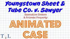 youngstown sheet and tube co v sawyer youngstown sheet tube co v sawyer landmark cases episode 6 youtube