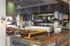 Kitchen Gallery Restaurant by Gourmet Burger Kitchen Stratford On Behance