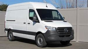 New 2019 Mercedes Benz Sprinter Full Size Cargo Van In