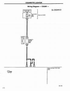 Repair Guides Electrical System 1999 Cigarette