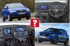 new skoda karoq vs used volvo xc40 which is best what car