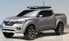 renault up truck renault unveils up truck concept called alaskan