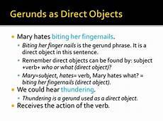 ppt types of gerund phrases powerpoint presentation id