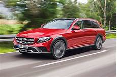 mercedes e class all terrain estate revealed autocar