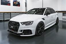 Abt S Audi Rs3 Sportback Is A 500ps Hatch Carscoops
