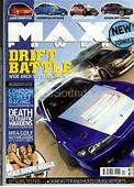 Max Power Magazine Ford Escort Cosworth  Source Sounds