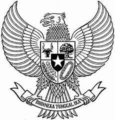 Garuda Pancasila Sebagai Lambang Negara Indonesia Sriharni