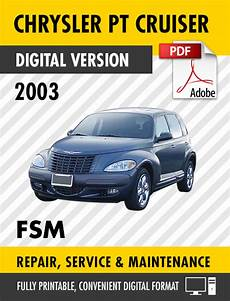car owners manuals free downloads 2003 chrysler pt cruiser on board diagnostic system 2003 chrysler pt cruiser factory repair service manual s manuals