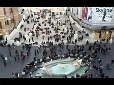 web roma live piazza di spagna roma time lapse