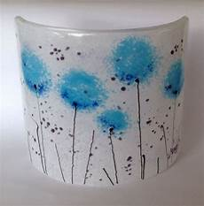 fused glass candle screen curve www firedcreations co uk amazing glass fusing glass fusing