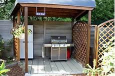 grill überdachung selber bauen userprojekt garten balkon selbst de