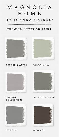 there s no such thing as just one shade of gray in designer joanna gaines magnolia home paint
