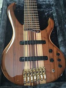 7 string bass guitar ibanez btb7 limited edition 7 string bass guitar reverb
