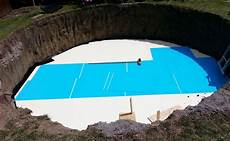 Pool In Erde Einbauen - conzero poolsystem ohne beton poolakademie der pool