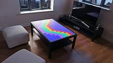 the led table by stephane baleon kickstarter