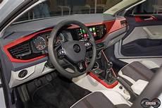Vw Polo Beats Innenraum Ohne Active Info Display Ubi Testet