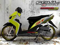 Modifikasi Motor Mio Soul Simple by Koleksi Modifikasi Motor Mio Soul Simple Terbaru