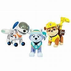 Paw Patrol Malvorlagen Japanese Paw Patrol Pup 3pk Everest Robodog Rubble