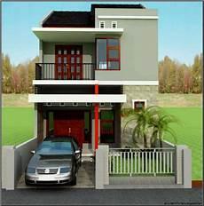Model Rumah Minimalis Sederhana 2 Lantai Design Rumah