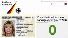 2 Punkte In Flensburg - punkte in flensburg abrufen auskunft computer bild