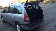Opel Zafira 1 8 I 2003