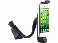 schwanenhals kfz auto halterung mit ladefunktion iphone 5