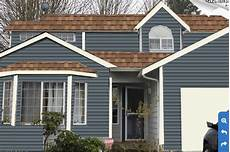 exterior paint colors for house with brown roof ge68 roccommunity