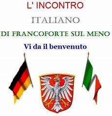consolato italiano a francoforte links incontro italiano di francoforte