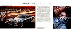 how make cars 1997 mercury cougar user handbook the old car manual project brochure collection