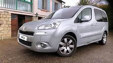 Peugeot Partner Tepee D Occasion Partner Tepee 1 6 Hdi Fap