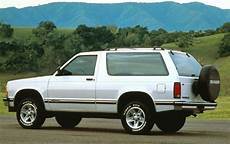 accident recorder 1993 chevrolet blazer auto manual used 1993 chevrolet s 10 blazer for sale pricing features edmunds
