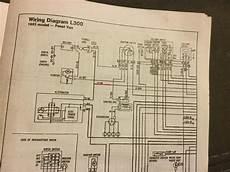 86 mitsubishi l300 alternator wiring help retro rides