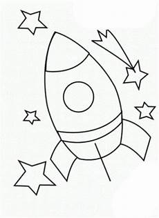 Malvorlage Rakete Einfach Malvorlagen Rakete Ausdrucken 2 Sch 246 Ne Ausmalbilder