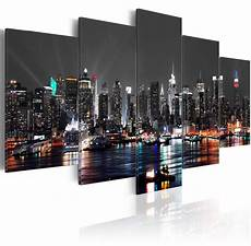 20 ideas of new york canvas wall