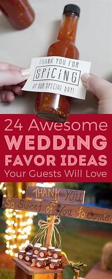 wedding favor ideas food 24 wedding favor ideas that don t unique wedding