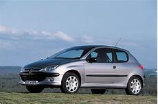 Peugeot 206 Ab 1998 Technische Daten Zu Allen