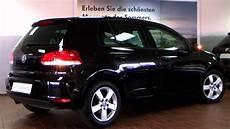 Volkswagen Golf Vi 1 2 Tsi Comfortline 2010 Black