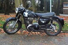 1956 ajs 16ms classic motorcycle pictures