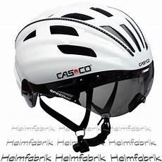 rennradhelm casco speedster mit visier hier g 252 nstig
