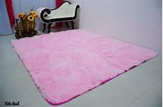 tapete rosa tapete peludo rosa beb 234 1 50 x 2 metros