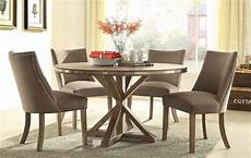 homelegance beaugrand dining brown 5177 54