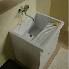 bac à laver garage bac 224 laver c 233 ramique sur meuble 75 cm riba buanderies