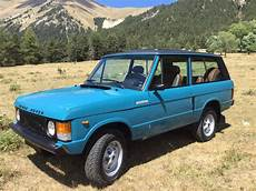 For Sale Land Rover Range Rover Classic 3 5 1978