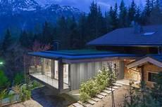 chalet design contemporain self built chalet transformed into a modern second home