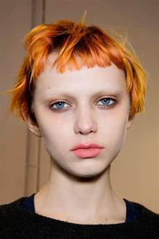 Uniquely Aesthetic Hair Cut With Micro Bangs Ideas 2018