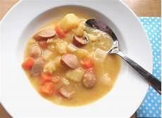 Einfache Kartoffelsuppe Rezept Mit Bild Motte1168