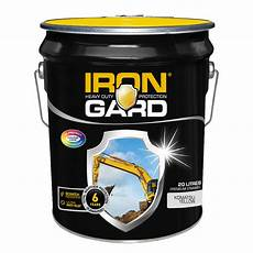 iron gard komatsu yellow 20 litre enamel paintmymachine com heavy duty industrial paint for