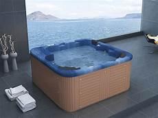 Outdoor Whirlpool Mit Heizung Licht Ozon Desinfektion
